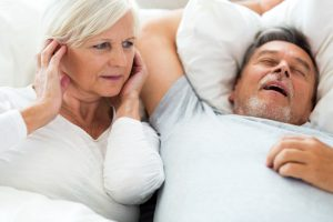 Can sleep apnea treatment in Virginia Beach, VA help my partner stop snoring?
