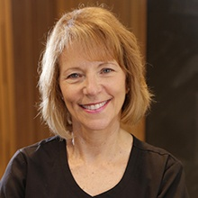 Registered dental hygienist Teresa Kirby