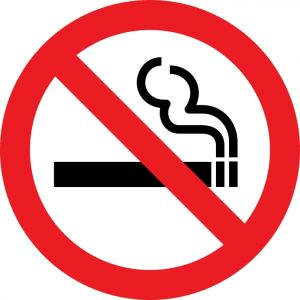 Keep your oral health in great shape and stop using tobacco.